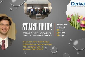 Start It Up! March 21st