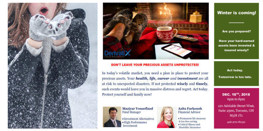 Don't Leave your precious assets unprotected!